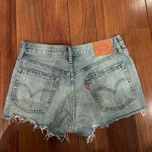 Vintage Levi's 501 Jean Shorts